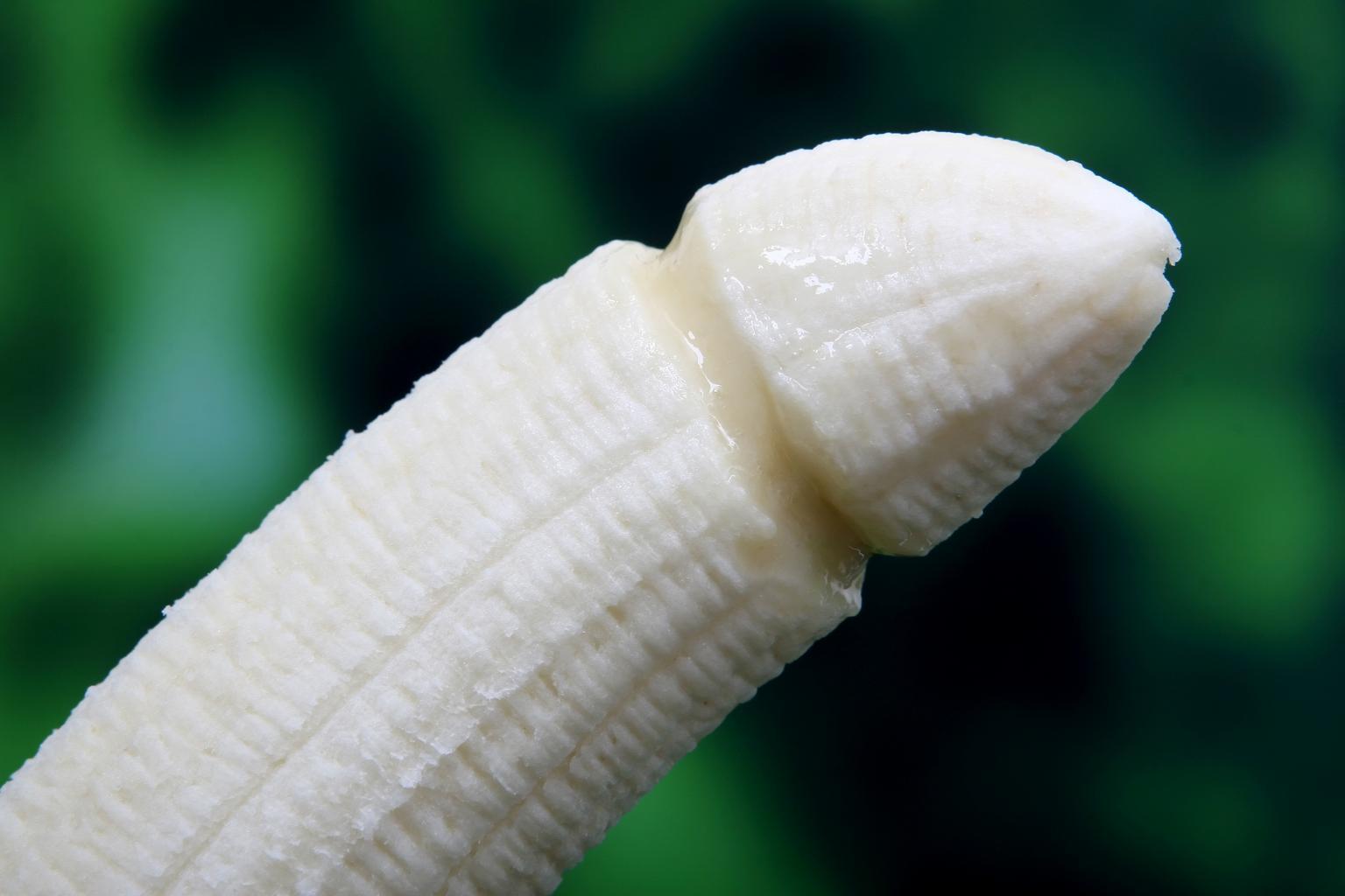 banán, sex