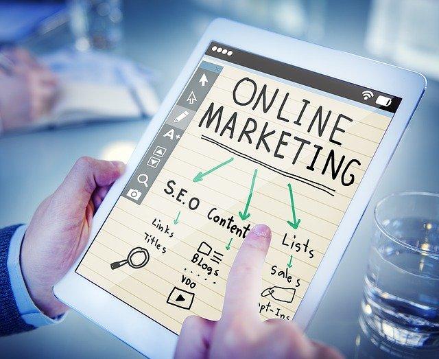 Online marketing, SEO